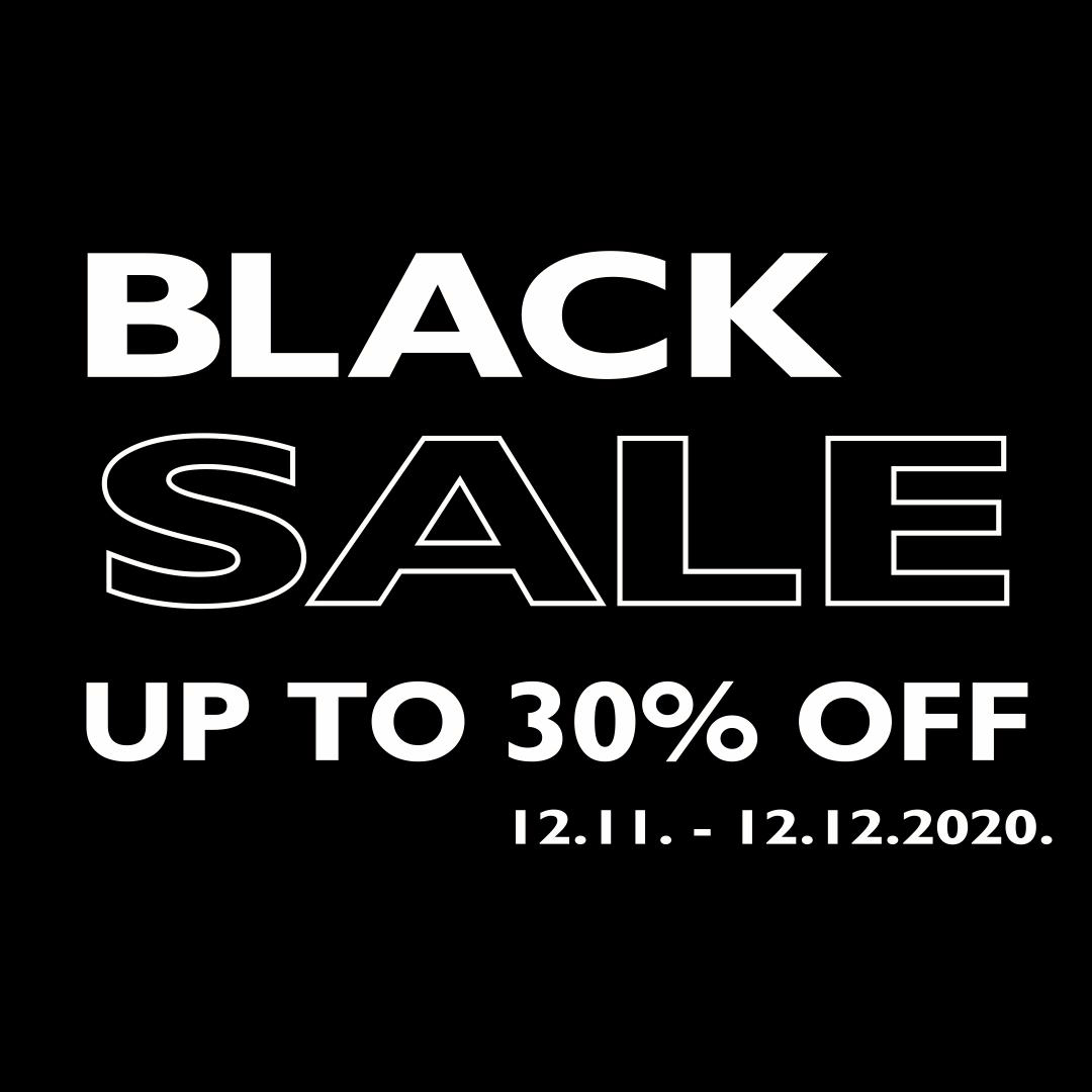 BLACK SALE UP TO 30% OFF в REPLAY и FAN POINT
