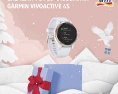 Спечели часовник GARMIN VIVOACRIVE 4S от DM