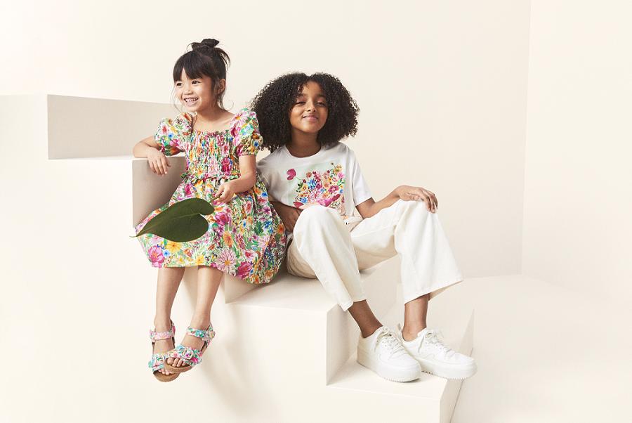 Детска пролет с Angela Mckay x H&M