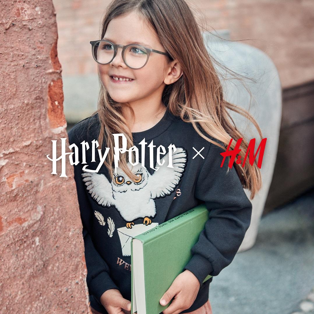 Harry Potter x H&M е вече в магазините!