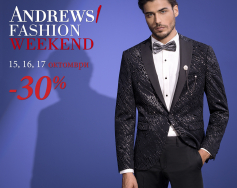 Andrews/ Fashion Weekend