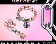 Нова колекция Pandora Me. Твоят стил, твоите правила.
